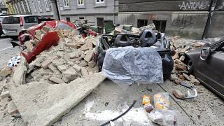 Croatia Earthquake