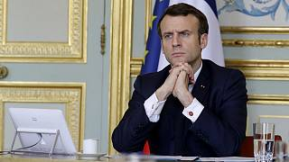 قرنطینه فرانسه محبوبیت ماکرون را افزایش داد