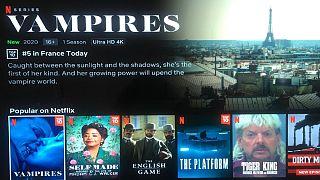 Netflix'ten set işçilerine koronavirüs günlerinde 100 milyon dolar destek