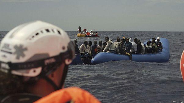 شیوع ویروس کرونا در اروپا؛ عملیات نجات مهاجران سرگردان در دریا متوقف شد