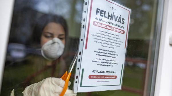 Koronavírus - Idős állampolgárok - Felhívás