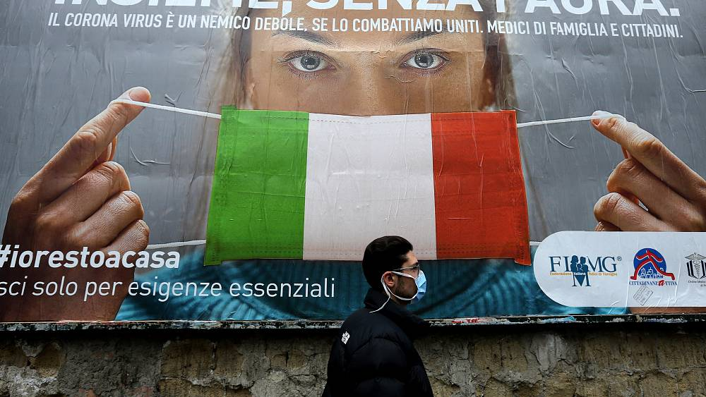 Italia anuncia 651 muertes más de COVID-19 y casi 4,000 casos nuevos 34