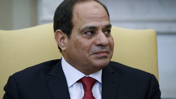 Donald Trump,Abdel Fattah al-Sisi,Abdul Fattah al-Sisi