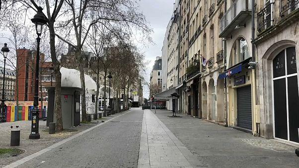 Francia aplica nuevas medidas contra el coronavirus