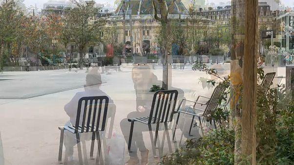 Franceses na luta contra a propagação da COVID-19
