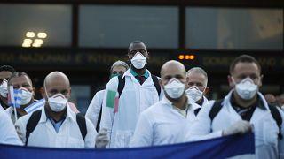 Leichter Rückgang von Covid-19-Toten in Italien: Experten warnen vor Optmismus