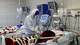 شمار قربانیان کرونا در ایران با ۱۲۷ مورد مرگ جدید به ۱۸۱۲ نفر رسید