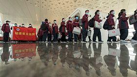 کرونا در جهان؛ ابتلا به ویروس با منشا داخلی در چین برای پنجمین روز متوالی به صفر رسید