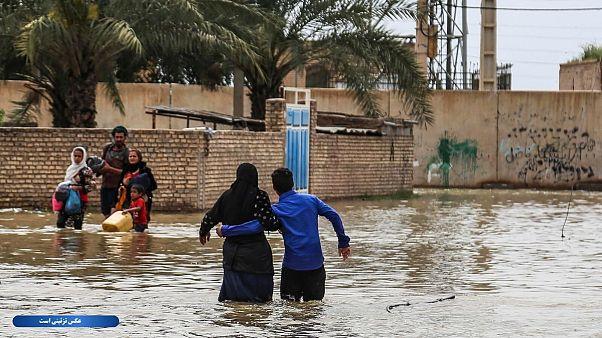 شمار قربانیان سیل در ۷ استان ایران به دستکم ۱۲ نفر رسید