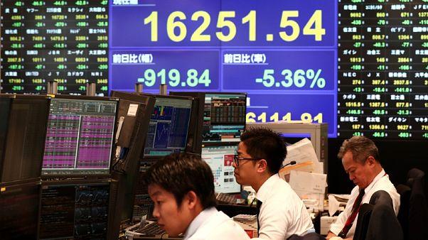 Küresel piyasalar haftaya negatif başladı