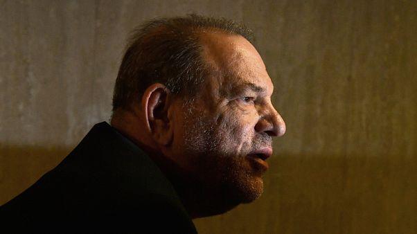 Cezaevindeki ABD'li film yapımcısı Harvey Weinstein'ın Covid-19 testi pozitif çıktı