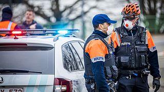 Belçika polisi