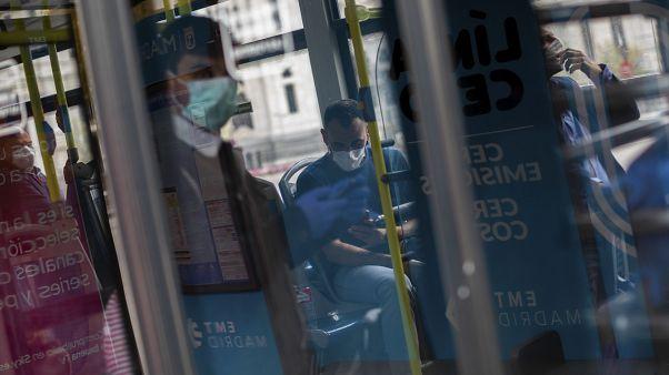 España vive la peor jornada desde el comienzo de la crisis del COVID-19