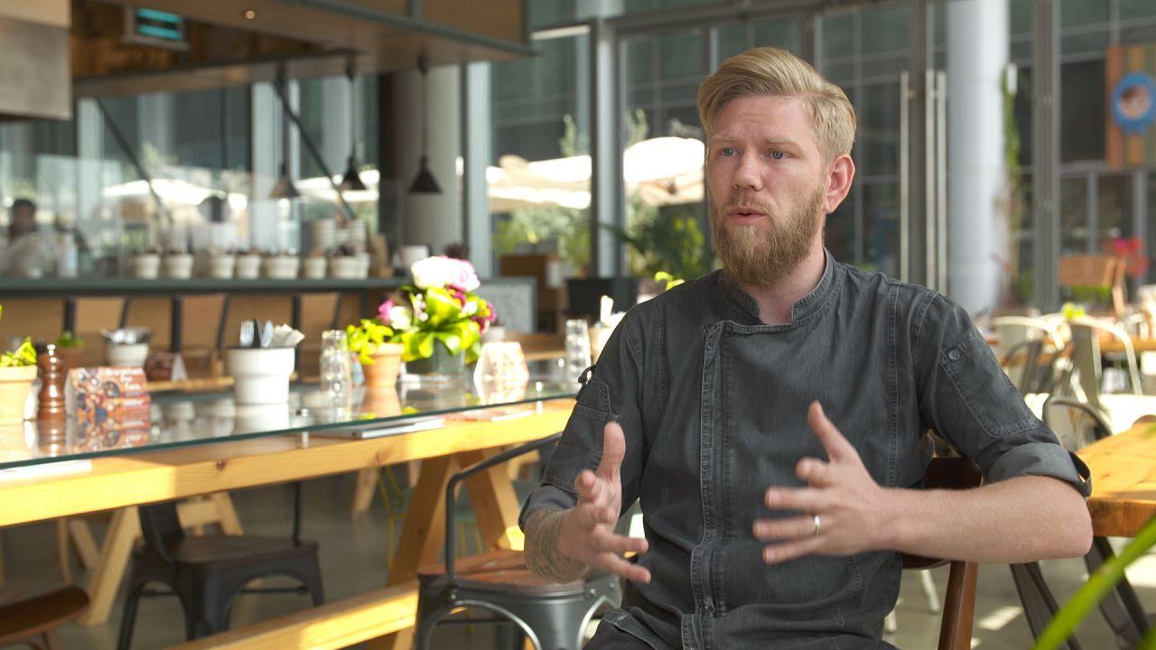 Chef Kelvin Kelly uses Sri Lankan spices to please the palates of Dubai