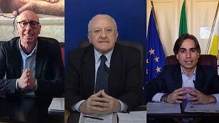 Ιταλία: Απείθαρχοι πολίτες - Αγανακτισμένοι δήμαρχοι
