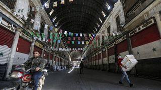 سوق الحميدية في دمشق