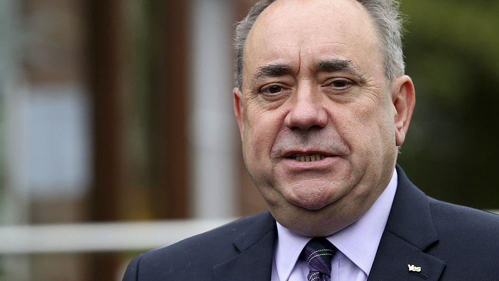 El ex primer ministro escocés Alex Salmond fue absuelto de cargos de agresión sexual 1