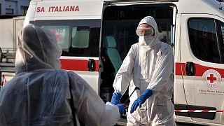 Ιταλία - COVID-19: 602 νεκροί - 6.077 νέα κρούσματα, 50.418 συνολικά