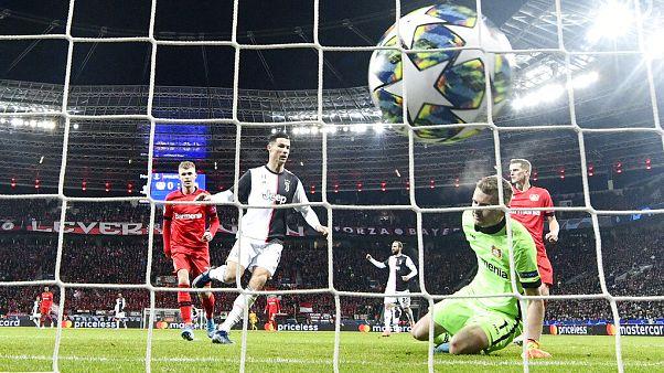 APTOPIX Германия Футбол Лига чемпионов