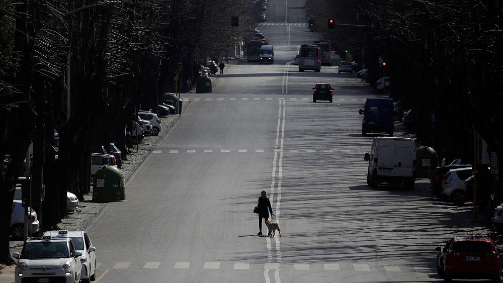 '¡Mañana te atraparé!': Los alcaldes italianos pierden la paciencia con los evasores de encierro 1