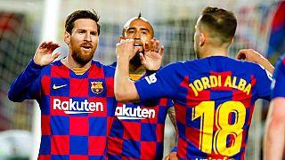 Koronavirüs: Messi, Eto'o, Falcao ve Emre'den 'ellerinizi yıkayın' çağrısı