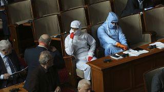 Coronavirus e Balcani: il contagio sulla politica
