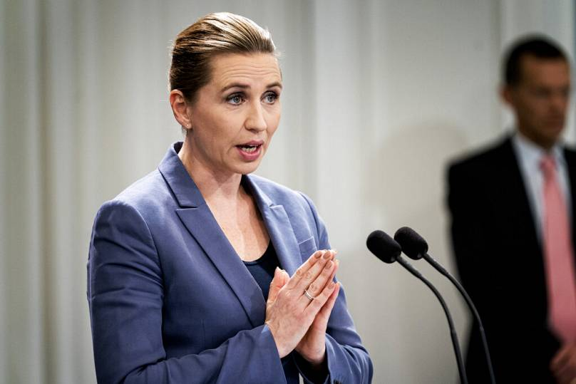 Ida Guldbaek Arentsen/Ritzau Scanpix via AP