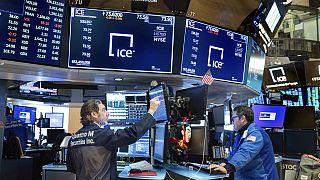 Απώλειες στο Αμερικανικό Χρηματιστήριο