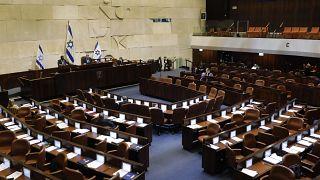 البرلمان الإسرائيلي الكنست في القدس