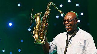 Saxophonist Manu Dibango dies in France of COVID-19