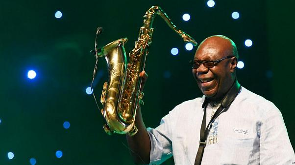 Saxophonist Manu Dibango dies in France of COVID-19