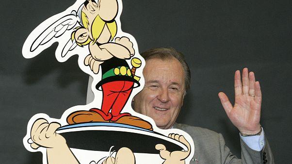 Addio al creatore di Asterix. Albert Uderzo muore in Francia a 92 anni