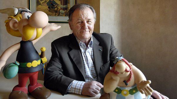 Asterix-Zeichner Uderzo ist tot