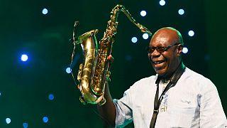 Morreu músico Manu Dibango