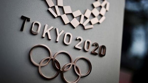Logo de los Juegos Olímpicos de Tokio 2020 y del COI