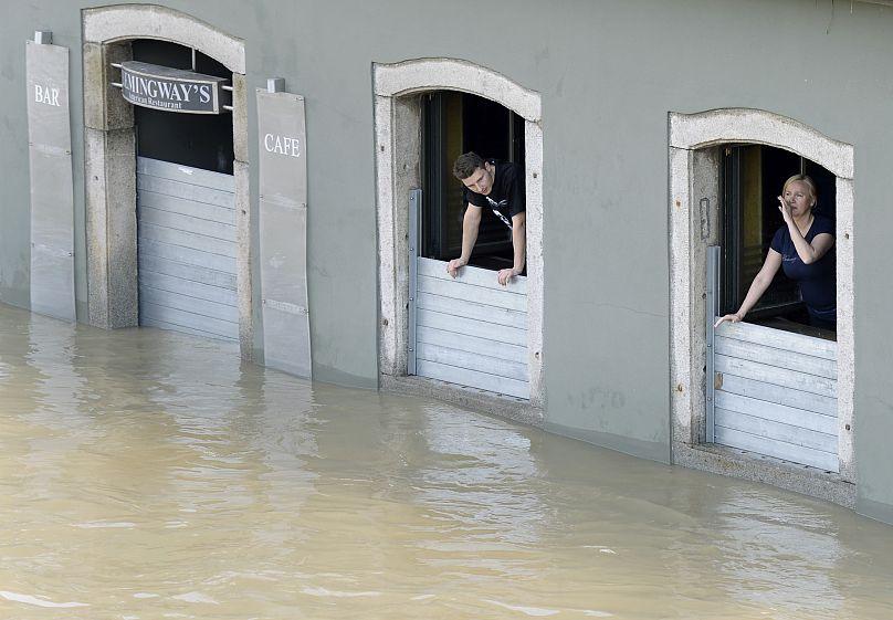 Photo : Christof Stache / AFP