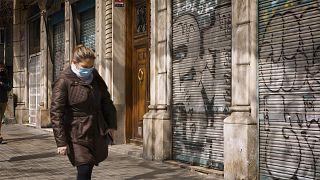 A luta da Europa para travar o coronavírus