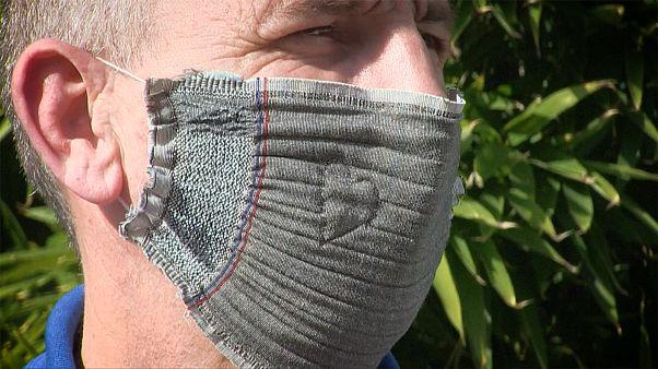 Текстильные предприятия Франции перешли на выпуск масок