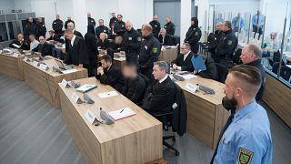Haftstrafen für die Angeklagten im Terror-Prozess gegen «Revolution Chemnitz»