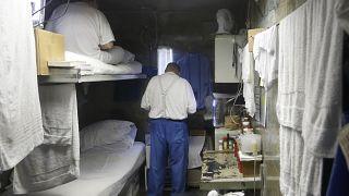 Celda de una prisión estadounidense