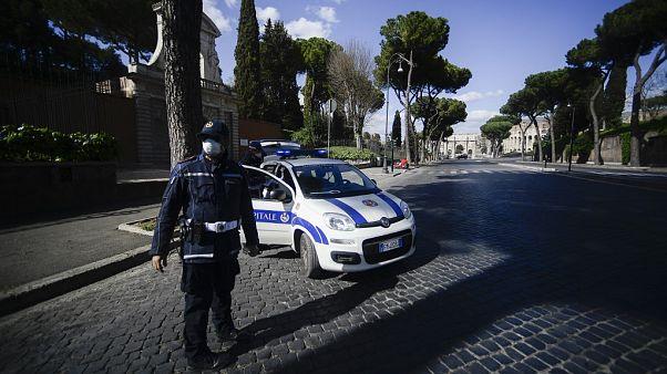 Roma - 25 Marzo - 2020