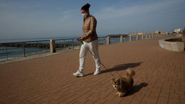 Coronavirus: portare a passeggio il cane, si può. Ma per alcuni è una scusa