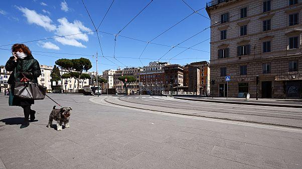 Gassi gehen in Italien: Beschnüffeln erlaubt