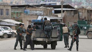 Afgan güvenlik güçleri, başkent Kabil'deki Sih tapınağına düzenlenen silahlı saldırıya müdahale etti
