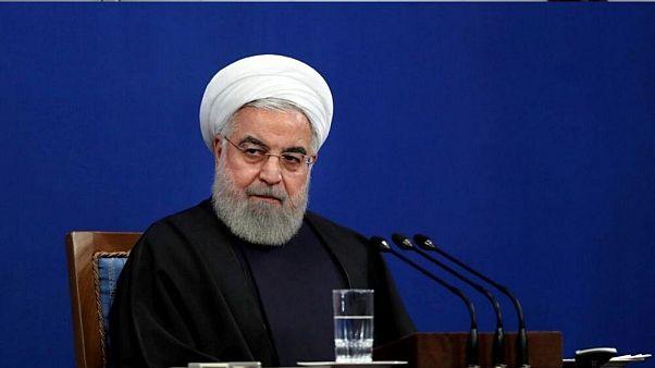 روحانی: طرحهای سخت گیرانه برای کنترل بحران کنونی در راه است