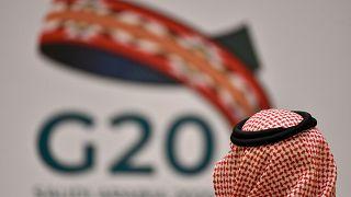 """""""قمة افتراضية"""" لقادة مجموعة العشرين حول كورونا في الرياض"""