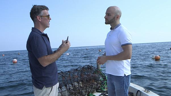 Scottish oyster farmer Ramie Murray speaks to Inspire Middle East's Salim Essaid about his determination to grow oysters in an unconventional environment