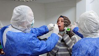 اختبار تشخيص الإصابة بفيروس كوفيد-19