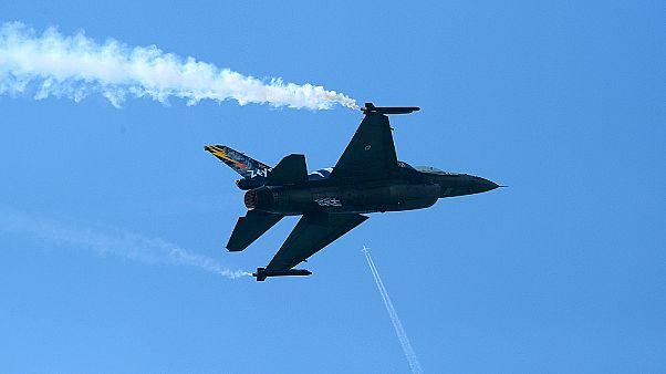 25η Μαρτίου: Το μήνυμα του πιλότου της Πολεμικής Αεροπορίας