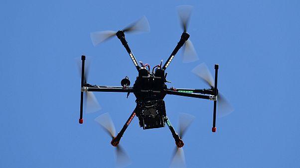 Coronavirus: a Messina droni con la voce del sindaco per pattugliare le strade